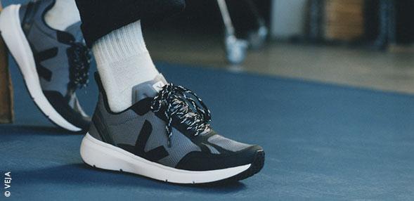 Låga sneakers